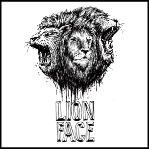 lionface_blue_heart_beat